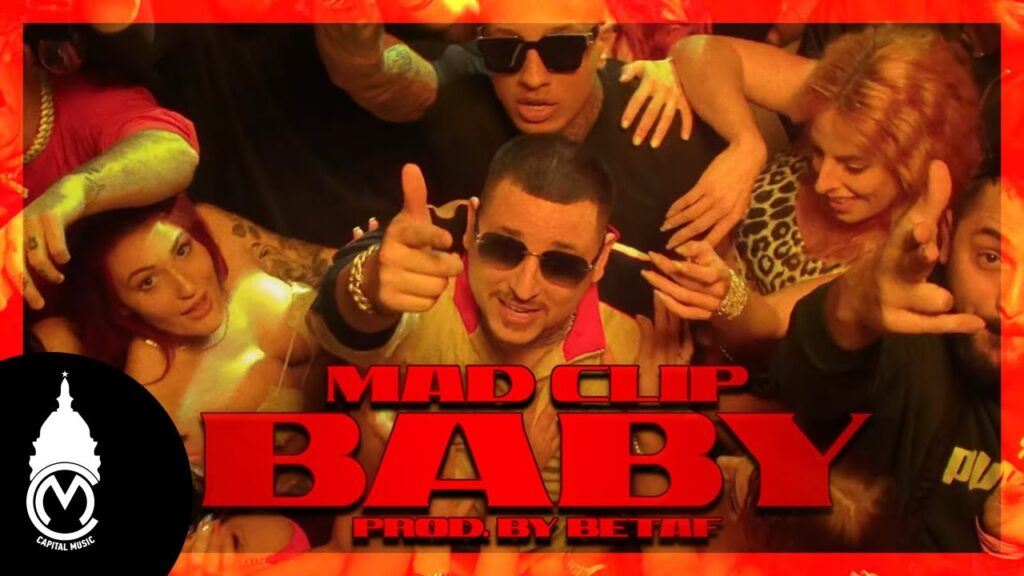 #CapitalMusic #MadClip #Baby